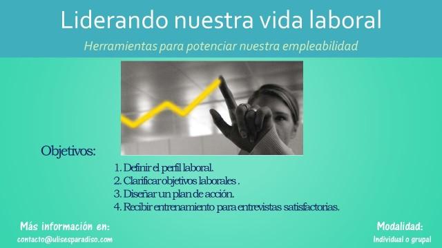 flyer-taller-liderando-nuestra-vida-laboral