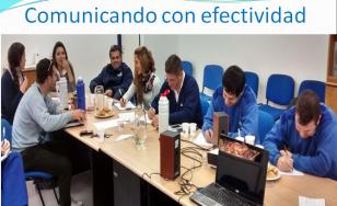 Comunicando con efectividad