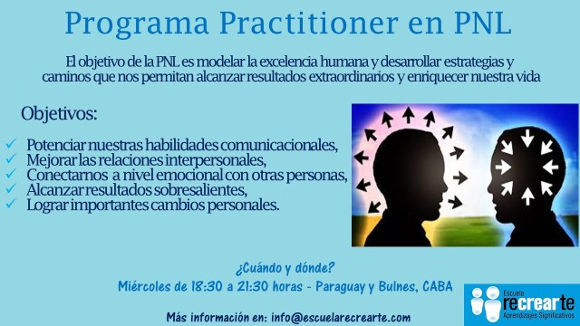 Flyer II Practitioner en PNL (Junio 2017)