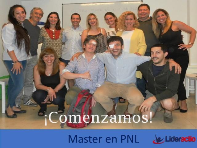Master en PNL - Comenzamos II - Primer día