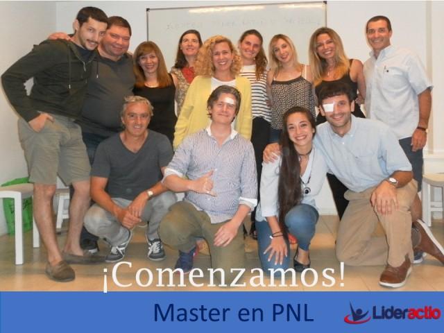 Master en PNL - Comenzamos - Primera clase